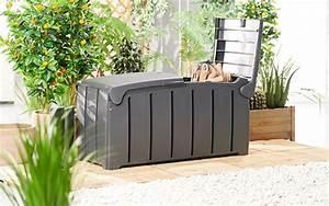 Coffre De Jardin Gifi : mobilier de jardin salon de jardin table plancha d co ~ Dailycaller-alerts.com Idées de Décoration