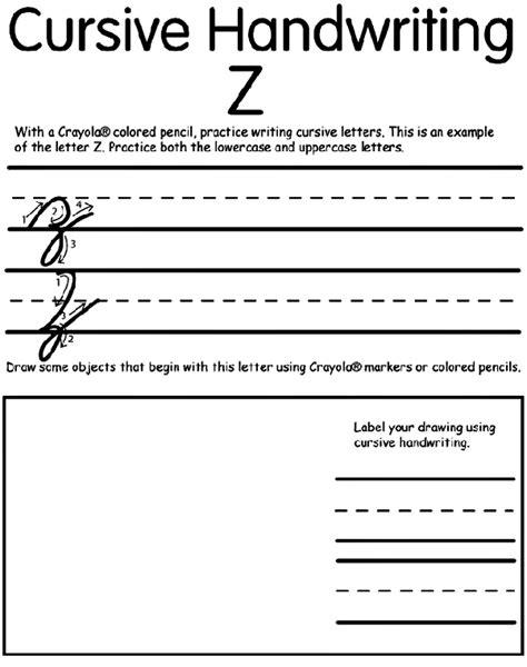 writing cursive  crayolaca
