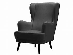 Fauteuil Gris Conforama : fauteuil en tissu willy coloris gris vente de chaise de jardin conforama ~ Teatrodelosmanantiales.com Idées de Décoration