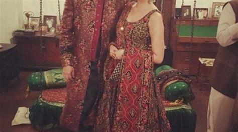 Mahira Khan And Ali Zafar Walked On Ramp For Divani