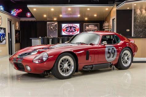 shelby daytona coupe classic cars  sale michigan
