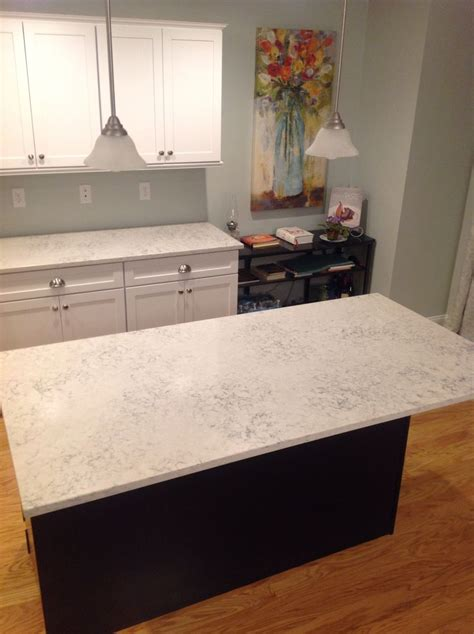 love   kitchen silestone helix countertops thinking