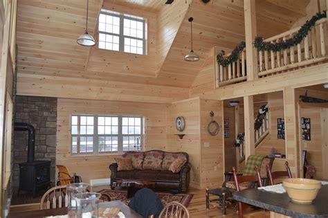 deluxe mountaineer log homes pennsylvania maryland