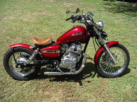 Honda Rebel 250cc Full Review And Images Custom