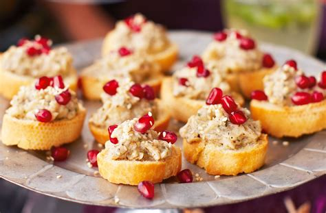 canape filling ideas canapes cheats tesco food