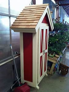 Small, Garden, Shed, Love