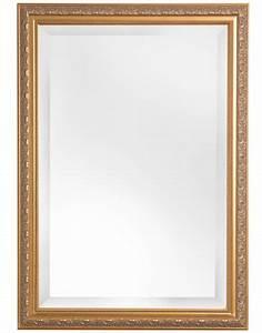 Große Spiegel Mit Rahmen : palmi facettenspiegel mit goldenem barock rahmen ~ Michelbontemps.com Haus und Dekorationen