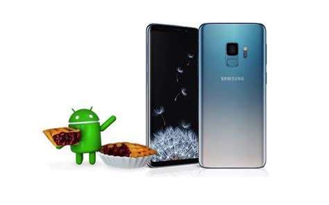 Samsung Galaxy S9, S9+ Phones From T-mobile Receive