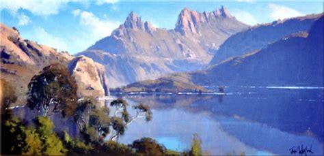 john wilson  art gallery australian landscape