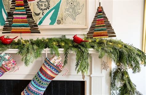 decorating  christmas mantel cyber monday sales