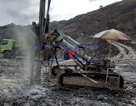 drilling project tambang quarry renggas jajar cigudeg bogor