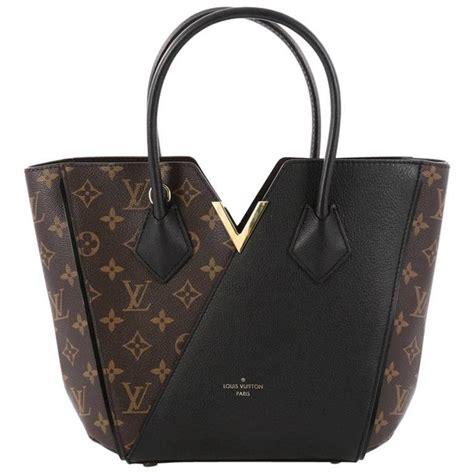 louis vuitton kimono handbag monogram canvas  leather pm  stdibs
