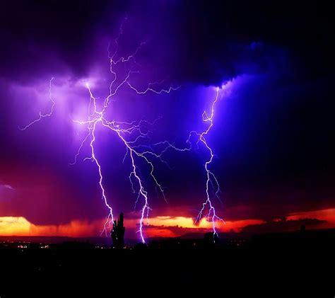 Lightning Strike Wallpaper