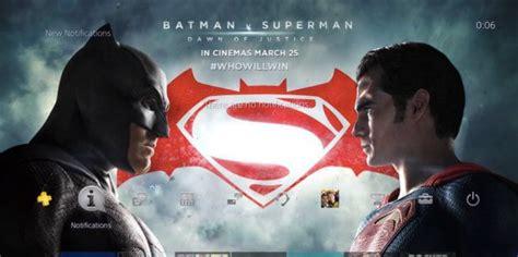 batman  superman  ps theme  product