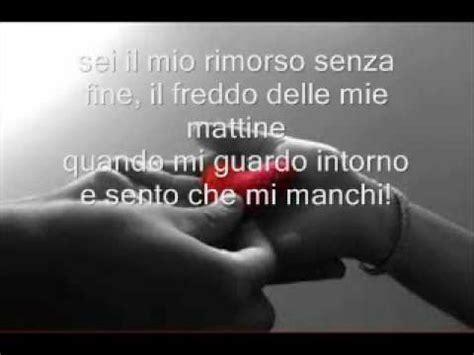 Fausto Leali Mi Manchi Testo by Fausto Leali Mi Manchi Con Testo Bassbooster It