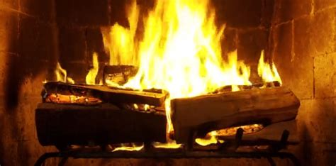 turn tv into fireplace sling tv will now turn your tv into a fireplace cord