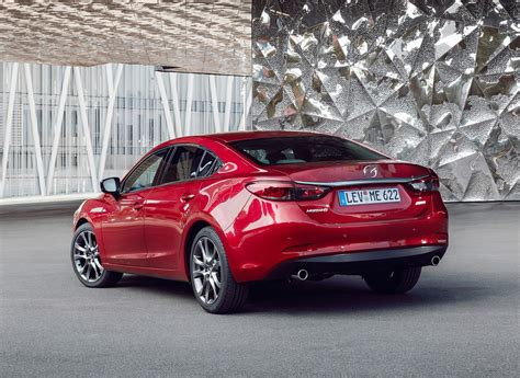 2018 Mazda 6 Rumors, Release, Spy Shots, Diesel, Turbo