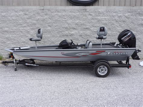 Triton Boats Reviews by 2018 Triton 17tx Harriman Tennessee Boats