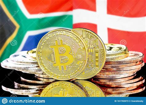 With a struggling economy and growing civil unrest, bitcoin since it supports 99% of all counties,you can use cex no matter where you are to buy and sell your favorite crypto assets. Bitcoins On South Africa And Denmark Flag Background Stock Image - Image of gold, digital: 161702073