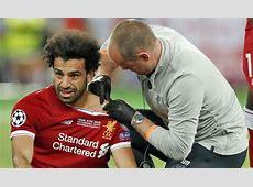 Mohamed Salah injury Egyptian President provides huge