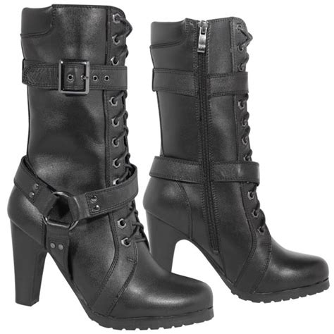 female motorbike boots women 39 s motorcycle boots my style pinterest