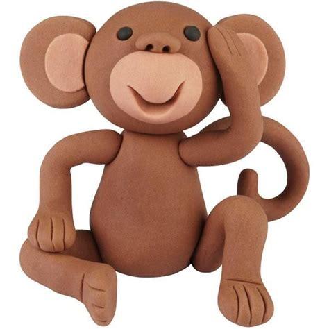 images  clay monkey  pinterest jungle