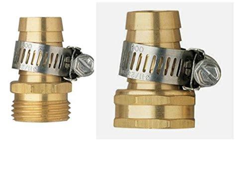 garden hose repair orbit thread brass 3 4 quot water hose repair