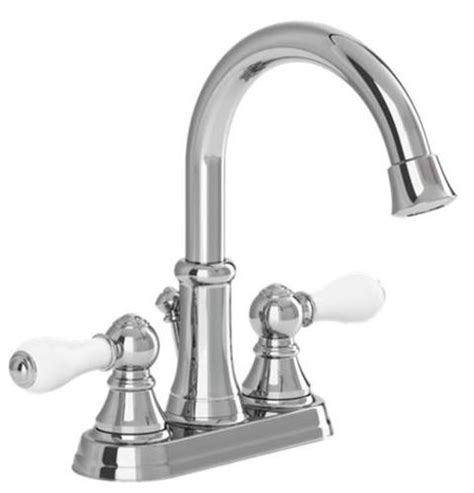 grayson 2h 4 quot bathroom sink faucet at menards