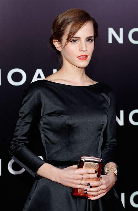 Emma Watson Noah Premiere New York Hawtcelebs