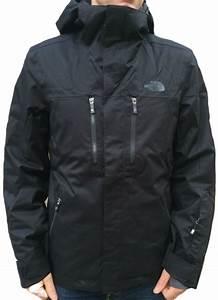 The North Face Mens Contrin Jacket Warm Ski Jacket