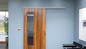 self closing sliding door in hospitals With commercial sliding barn doors