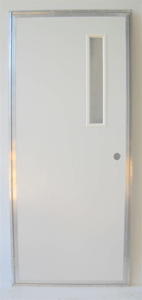 outswing door left hand hinge slot window pacific mobile supply