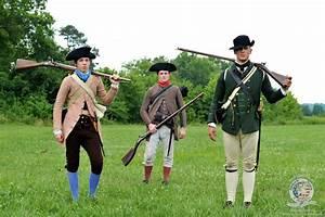 Uniforms of the American Revolution