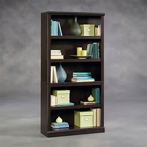 Sauder 3 Shelf Bookcase Instructions
