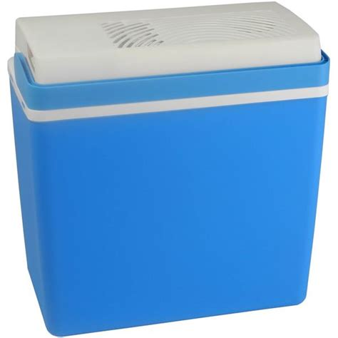 glaci 232 re 233 lectrique 12v ezetil e24 mirabelle bleu 22 litres feu vert