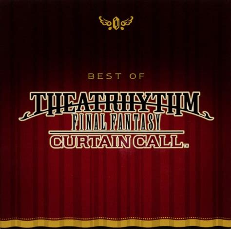 theatrhythm curtain call best characters best of theatrhythm curtain call