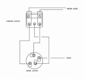 1951 Ford F1 Wiper Switch Wiring Diagram