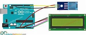 Arduino - Temperature Humidity Sensor