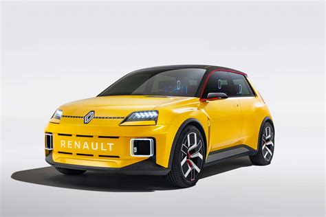 New Renault R5 EV Could Be Le Electric Car for City ...
