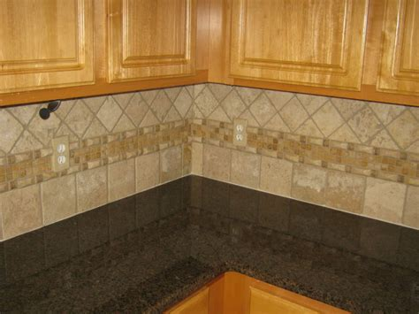 glass tile backsplash with granite granite backsplash