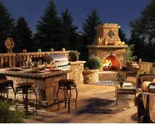 Outdoor Kitchens And Fireplaces by Outdoor Fireplace D S Furniture