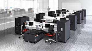 The Office Furniture Blog At Officeanything Com  The Pros And Cons Of Open Desking Configurations