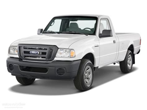 ford ranger regular cab 2008 2009 2010 2011 autoevolution
