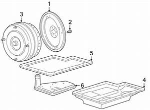 Ford Expedition Screen  Filter  Transmission  Automatic