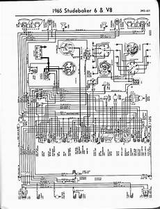 Electrical  Wiring Diagram For 1965