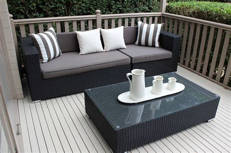 wicker outdoor lounge furniture outdoor wicker lounge