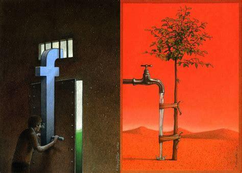 pawel kuczynskis uncomfortably relevant cartoons modern