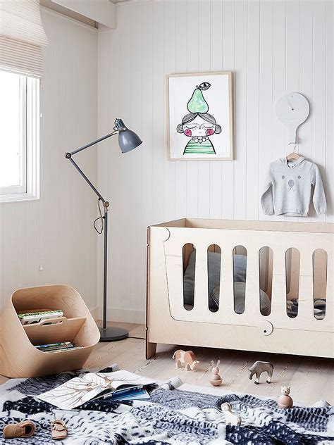 cute  comfy scandinavian nursery ideas