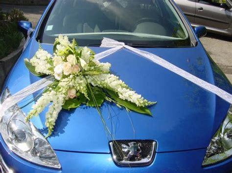 decoration voiture mariage photos deco mariage voiture robe de mari 233 e