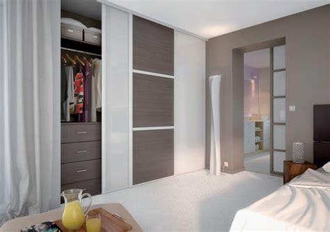 amenager chambre adulte aménagement chambre sur mesure placard penderie et armoire
